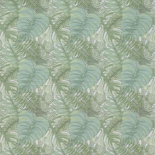 Tovaglia Modello foglie tropicali 3