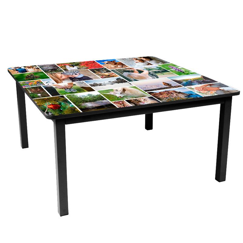 Adesivo da tavolo con le vostre immagini