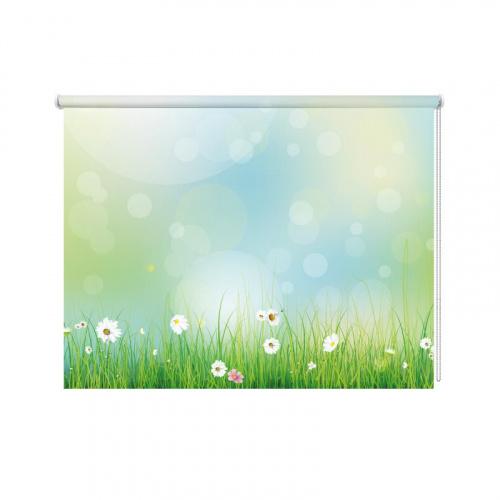 Tenda a rullo Primavera