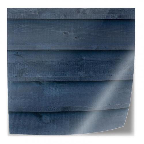 Adesivo da tavolo Legno blu scuro