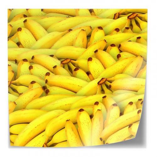 Adesivo da tavolo Banane