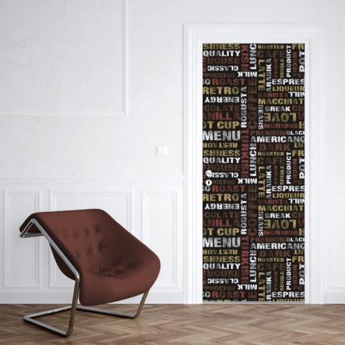 deursticker-Koffie-letters-patroon
