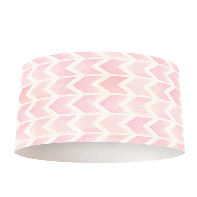 Lampenkap pink tire