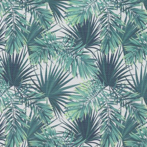 Tovaglia Modello foglie tropicali 2