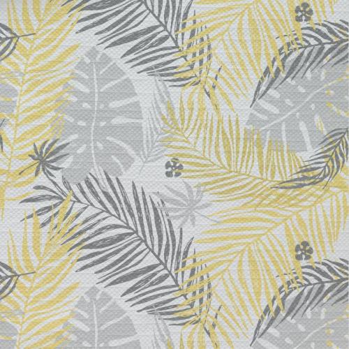 Tovaglia Modello foglie tropicali 4