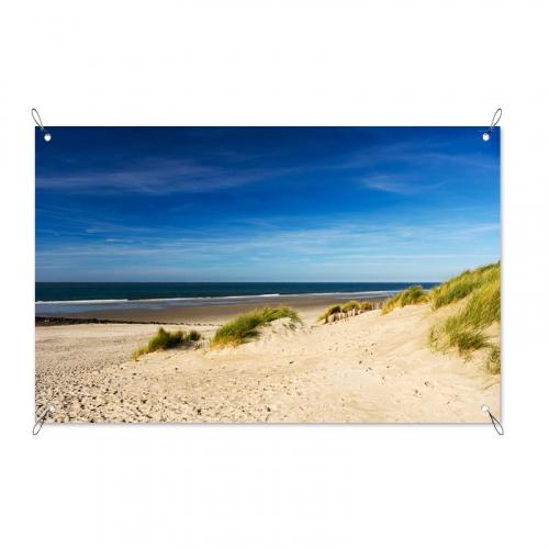 Poster da giardino Spiaggia e dune