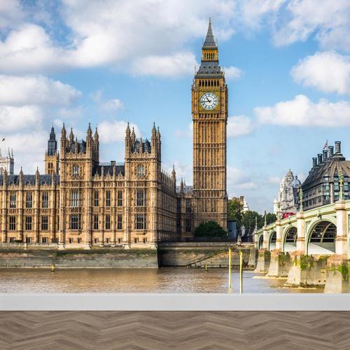 Carta da parati Londra città