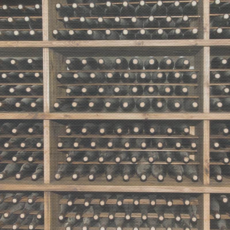 Tovaglia Bottiglie di vino 2