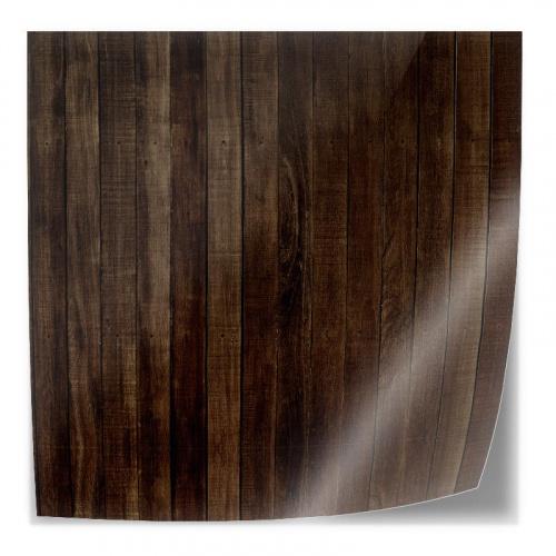 Adesivo da tavolo Legno di quercia scuro
