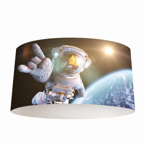 Paralume Selfie astronauta