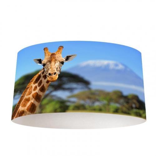 Paralume Giraffa a Kilimangiaro