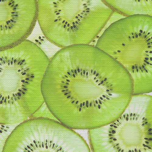 Tovaglia Fette di kiwi