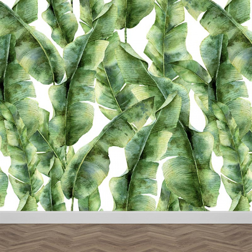 Motivo di foglie tropicali 5