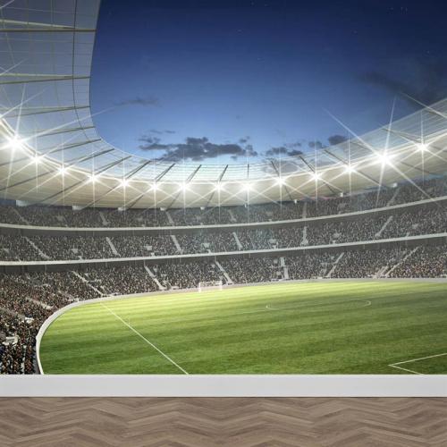 Carta da parati Stadio di calcio
