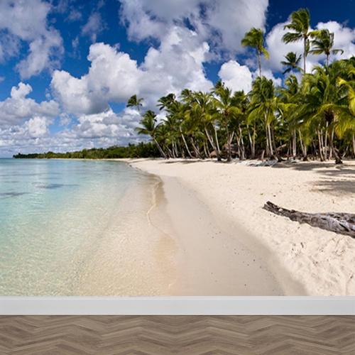 Carta da parati Isola tropicale