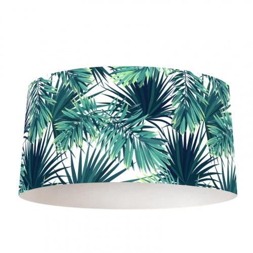 Paralume Fogli tropicali motivi 2