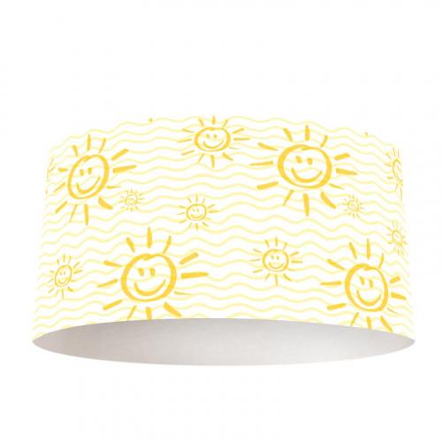 Paralume Luce del sole motivi