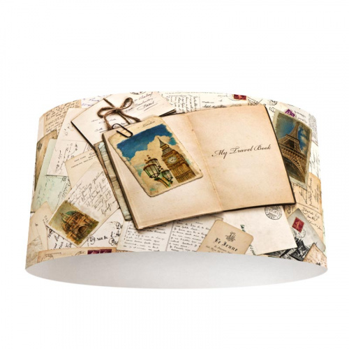 Paralume Una carta da Parigi