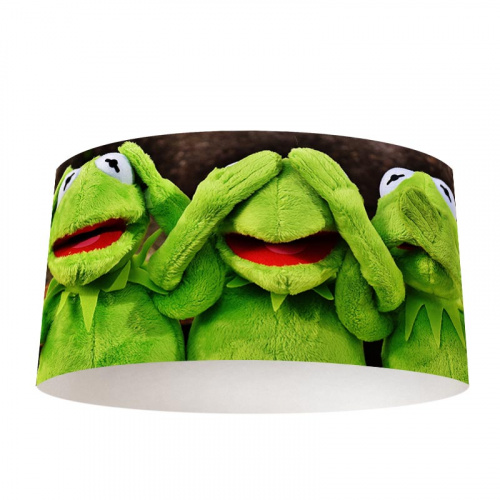 Paralume Kermit la rana