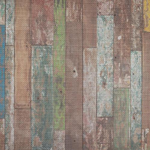 Tovaglia Rottami di legno