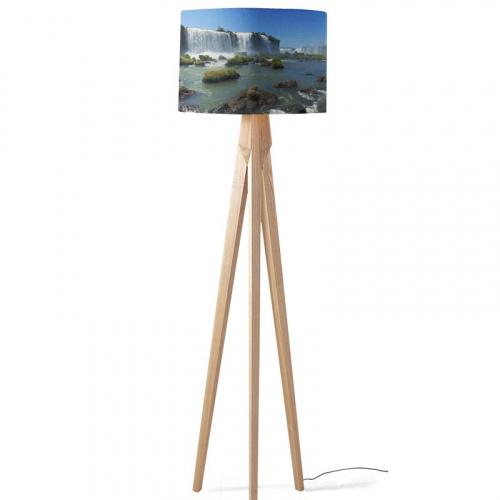 Lampenkap Waterval XL