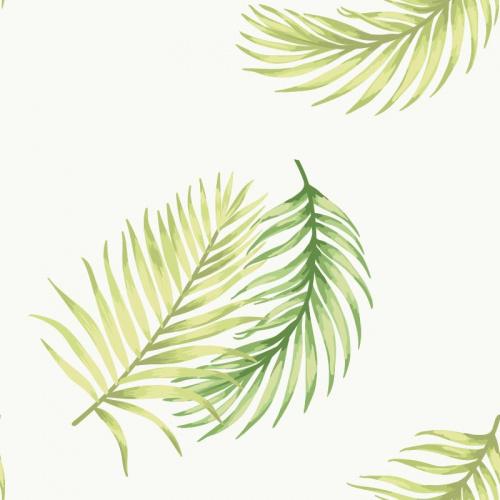 Tafelkleed Exotische bladeren