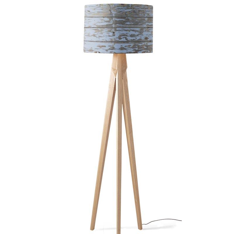 Paralume Modello in legno 4