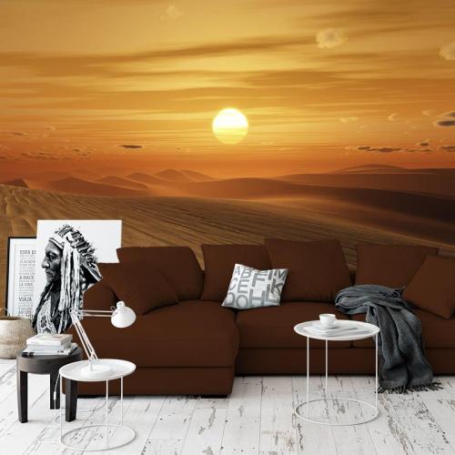 Fotobehang Woestijn