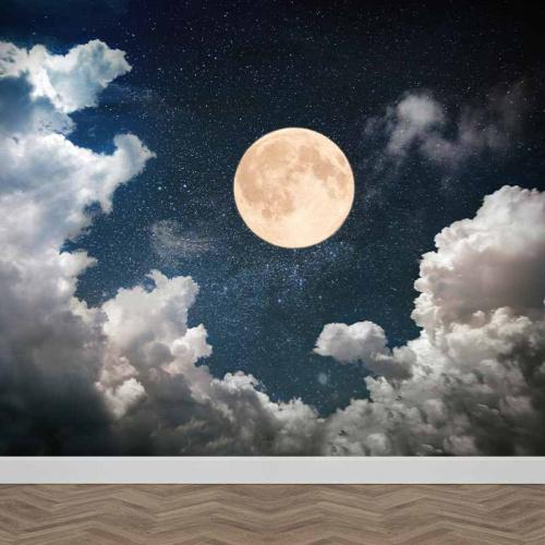 Carta da parati Al chiaro di luna