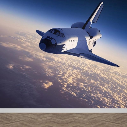 Fotomurale Space shuttle