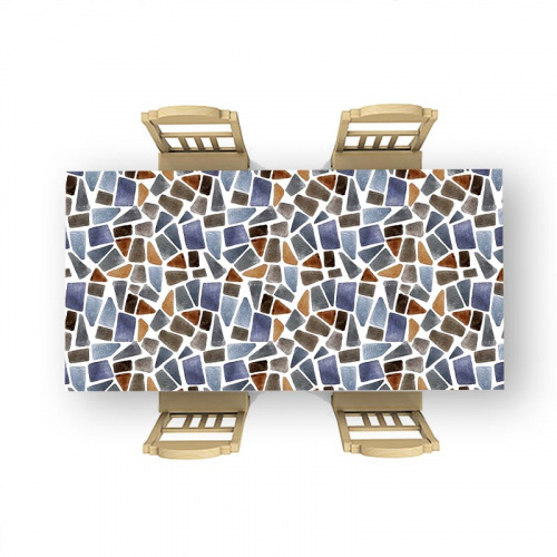 Adesivo per tavolo Mosaico