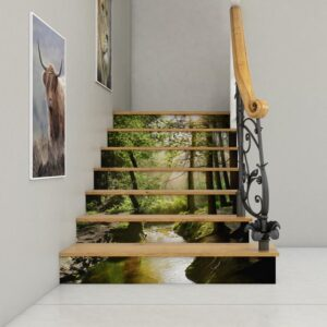Adesivo per scale Ruscello