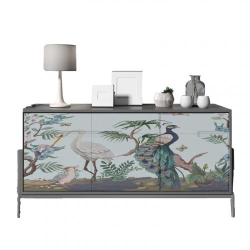 Adesivo per mobili Oriente
