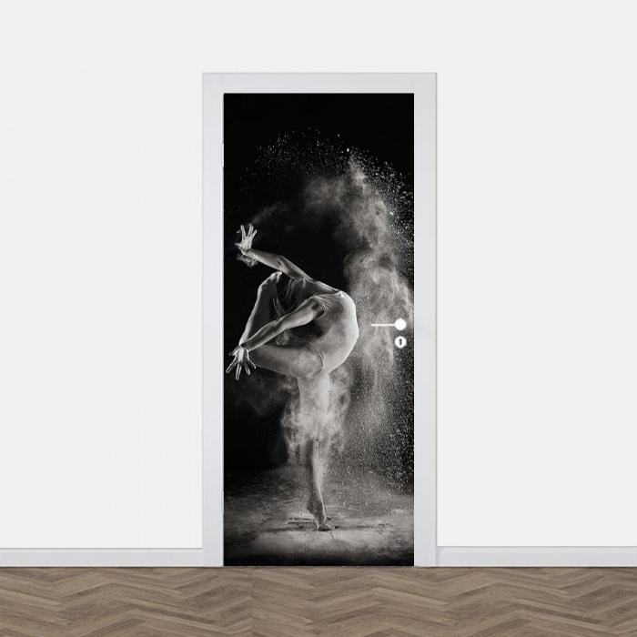 Adesivo per porta Ballerina Speciale