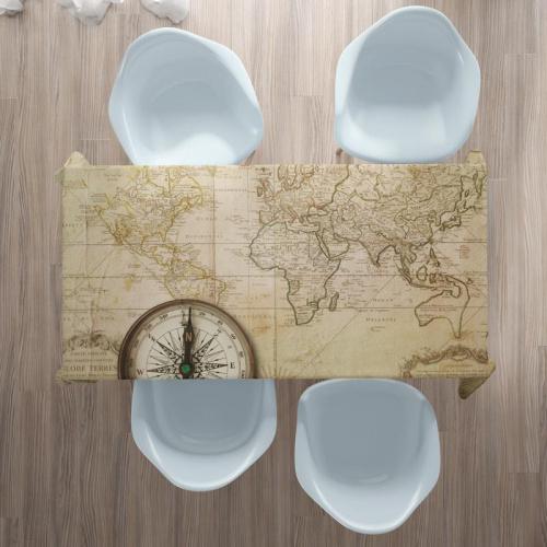 Tovaglia Mappa antica