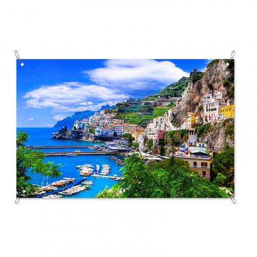 Poster da giardino Baia italiana